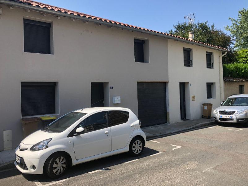 Photo d'une maison jumelle Villefranche sur Saône
