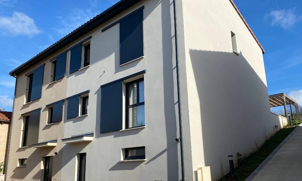 Photo maisons Genay Remondières promoteur résidentiel