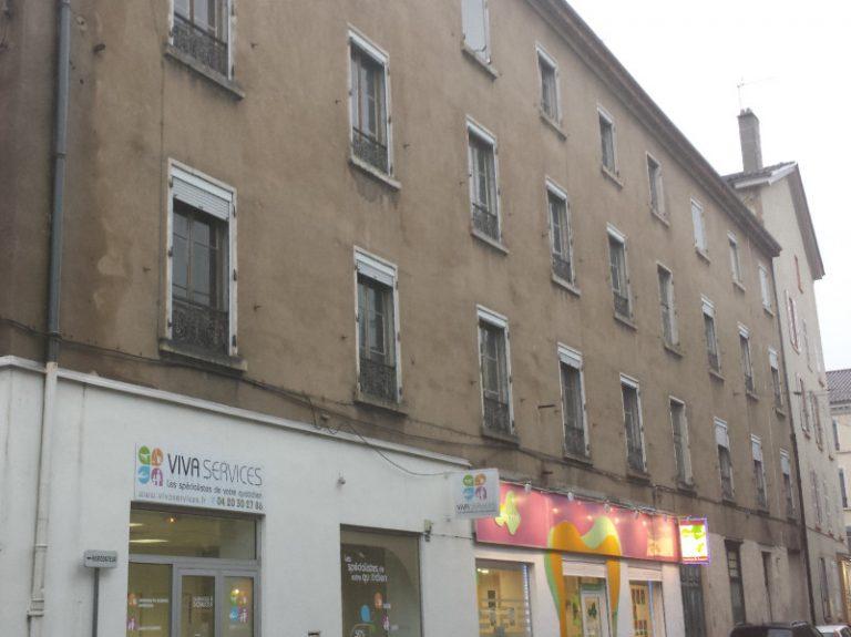 Photo d'immeubles Villefranche sur Saône